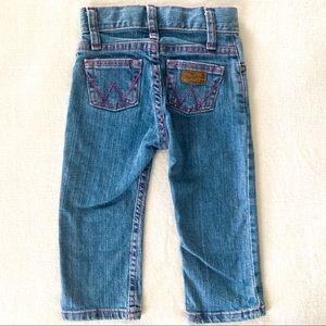 Toddler Wrangler Denim Jeans